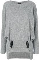 Tom Ford plain sweatshirt - women - Cashmere - S