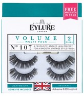 Eylure Naturalites Evening Wear Ultra Glam False Eyelashes 2 Pair - 107