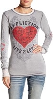 Affliction Live 2 Love Reversible Thermal Tee
