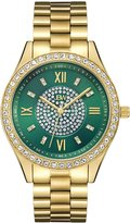JBW Women's J6303E Mondrian Analog Dial Gold Plated Stainless Steel Watch