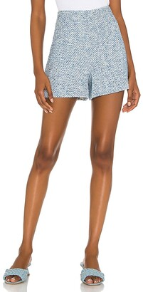 BCBGMAXAZRIA Tweed Short