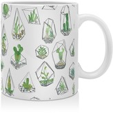DENY Designs Dash and Ash I Like Plants Mug