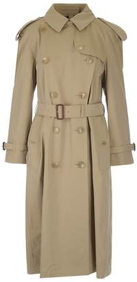 Burberry Westminister Long Honey Trench