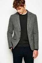 Jack Wills Fairfield Tweed Blazer