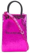 Balenciaga Shopping Phone tote bag