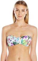 LaBlanca La Blanca Women's Calypso Island Bandeau Bra Bikini Top
