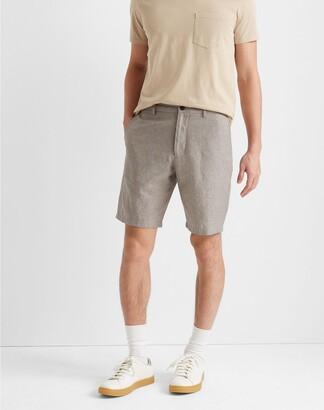 """Club Monaco Maddox Thin Stripe 9"""" Shorts"""