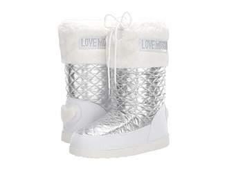 Love Moschino Ski Boot