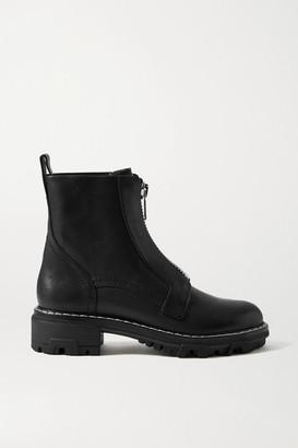 Rag & Bone Shiloh Leather Boots - Black