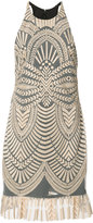 Nicole Miller pleated hem dress - women - Polyester - 2