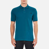 Paul Smith Men's Regular Fit Polo Shirt Turquoise