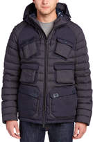 Moncler Mitla Wool-Blend Down Jacket