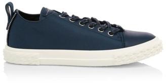 Giuseppe Zanotti Blabber Leather Low-Top Sneakers