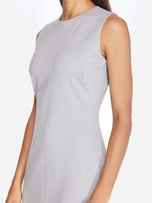 J.Mclaughlin Devon Sleeveless Dress in Birdseye