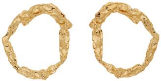 Chloé Gold Anouck Earrings