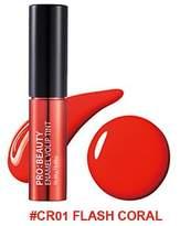 HOLIKA HOLIKA PRO Beauty Enamel Volip Tint #CR01 Flash Coral