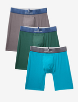 Tommy John Second Skin Titanium Boxer Brief (Set of 3)