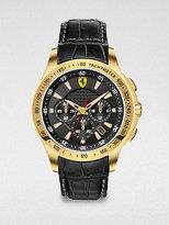 Scuderia Ferrari Scuderia Stainless Steel Chronograph Watch