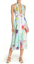 Mara Hoffman Women's Cover-Up Midi Dress