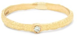 Roxy Orit Elhanati Love Diamond & 18kt Gold Ring - Womens - Gold