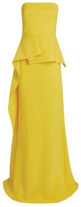Roland Mouret Adrienne Strapless Gown