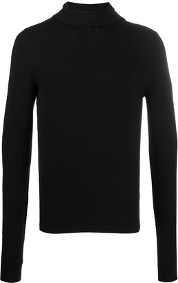 Bottega Veneta Fine Knit Turtleneck Sweater