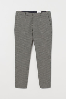 H&M Ankle-length cotton trousers