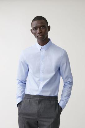 Cos Straight Slim-Fit Shirt