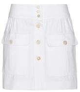 Chloé Cotton Miniskirt