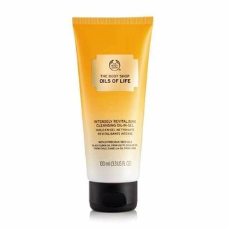 The Body Shop Oils Of Life Intensely Revitalising Cleansing Oil-In Gel