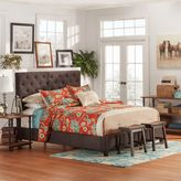 Verona Home Evelyn Tufted Bed