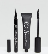 Eyeko ASOS Exclusive David Downton Mascara & Eyeliner
