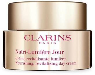Clarins Nutri-Lumiere Jour Nourishing, Revitalizing Day Cream