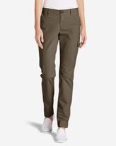 Eddie Bauer Women's Adventurer® Stretch Ripstop Cargo Pants - Slightly Curvy