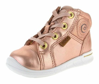 Ecco First Baby Girls Walking Baby Shoes