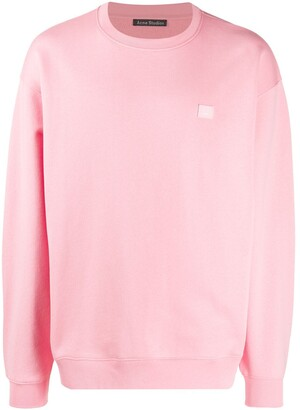Acne Studios Oversized Cotton Sweatshirt