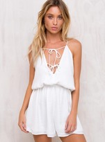 The Fifth Label The Fifth The Nightingale Playsuit