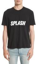 Our Legacy Men's Splash Graphic T-Shirt
