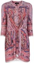 Isabel Marant paisley print dress