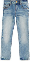 Scotch Shrunk Strummer Jeans-BLUE