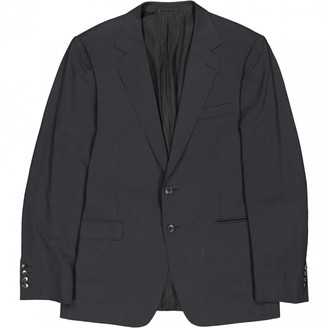 Gucci Black Wool Jackets