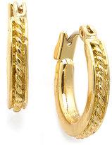 Charter Club Gold-Tone Small Hoop Earrings