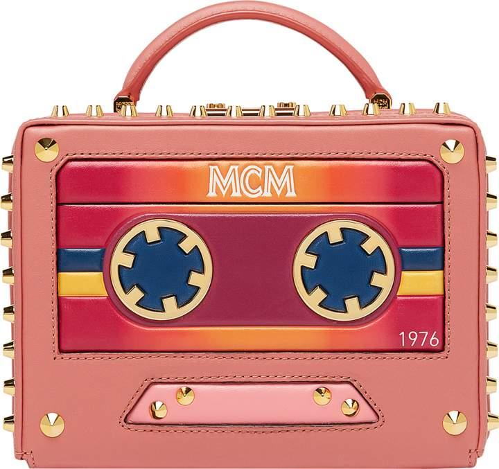 MCM Berlin Crossbody In Cassette