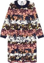 Roksanda Ilincic Floral silk-blend dress 4-12 years