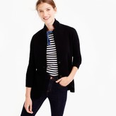 J.Crew Merino wool sweater-blazer
