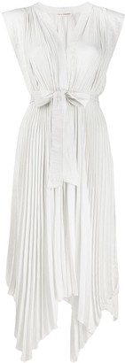 Ulla Johnson Maysha pleated dress