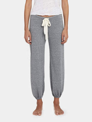 Eberjey Heather Crop Lounge Pant