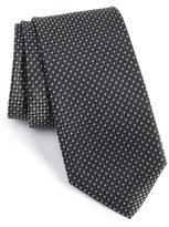 Nordstrom Dotted Dot Silk Tie