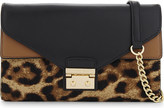 MICHAEL Michael Kors Sloan large leather wallet-on-chain