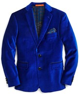Tallia Boys' Variant Velvet Sportcoat - Sizes 8-18
